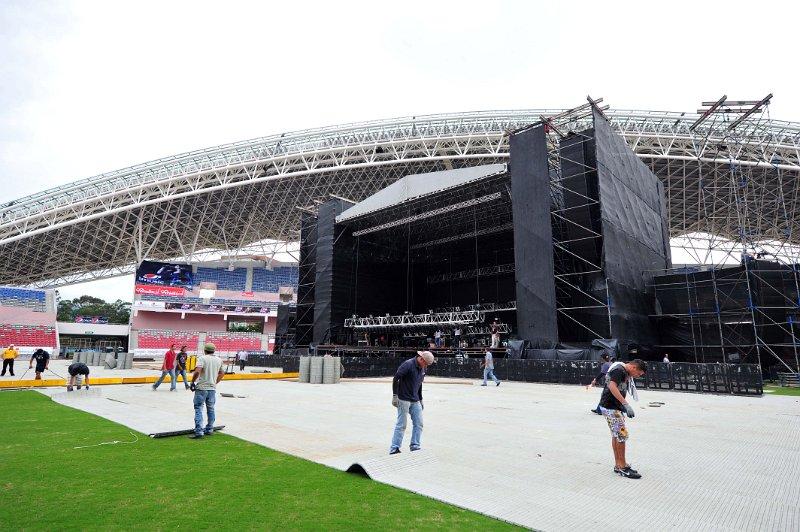 Concierto de judas priest y whitesnake en costa rica for Puerta 27 estadio nacional